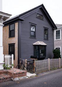 Wrought Iron exterior