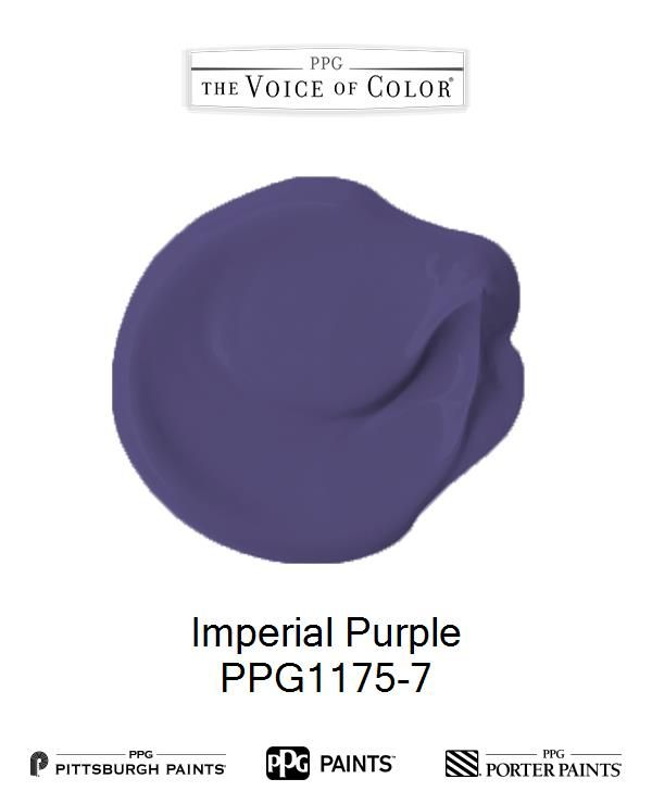 PPG Imperial Purple