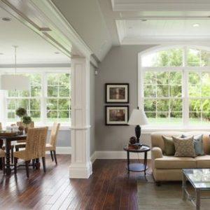 Ozark Shadows Living Room