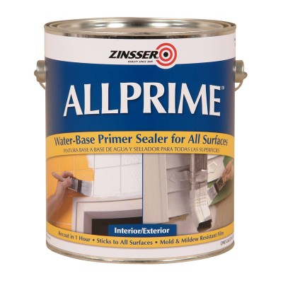 ALLPRIME™ Int/Ext Water-Base Primer-Sealer For All Surfaces